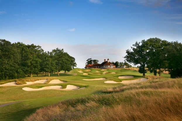 Chart Hills Golf Club, England. GRD Rating: 8.9
