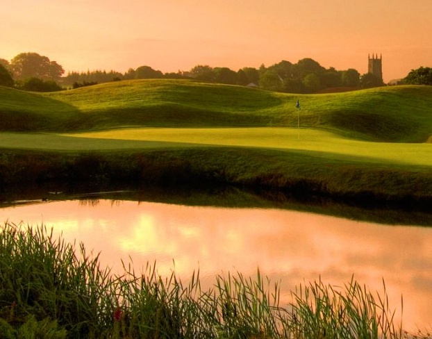 St Mellion International Resort, England. GRD Rating: 8.8