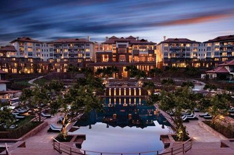 Golf breaks at Fairmont Zimbali Resort, South Africa. GRD Rating: 8.7