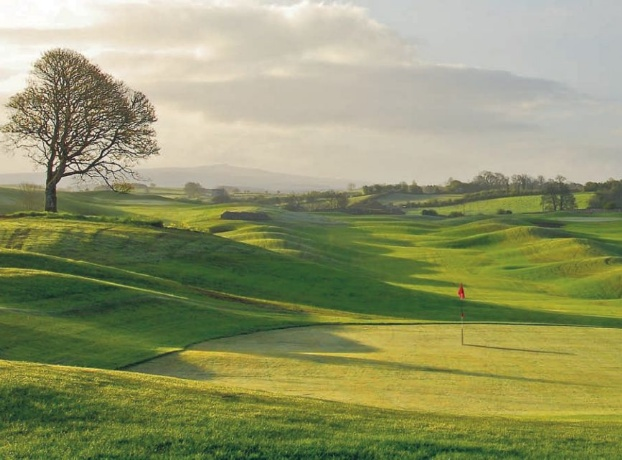 Golf breaks at Castle Dargan Golf Hotel & Wellness Resort, Ireland. GRD Rating: 8.6
