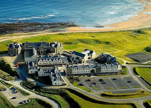 Doonbeg, Ireland. GRD Rating: 8.8
