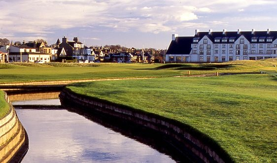 Golf breaks at Carnoustie Golf Hotel, Scotland. GRD Rating: 8.8