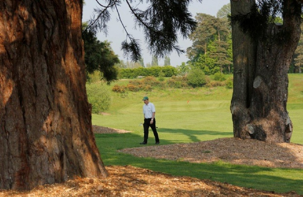 Ufford Park Hotel, Golf & Spa Resort, England. GRD Rating: 8.6
