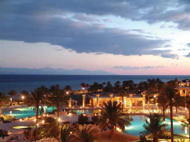 Golf breaks at Hotel Sofitel - Taba Heights, Egypt. GRD Rating: 8.7