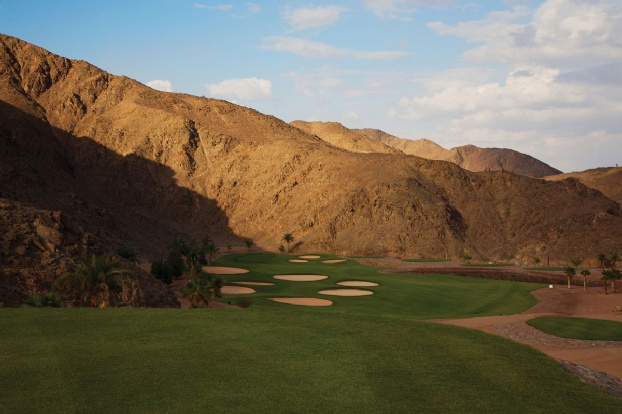 Golf breaks at Intercontinental - Taba Heights, Egypt. GRD Rating: 8.8