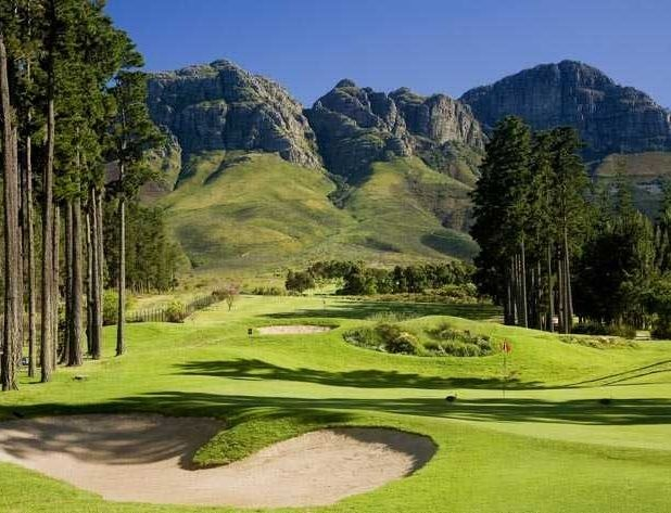 Golf breaks at Erinvale Estate Hotel & Spa, South Africa. GRD Rating: 8.7