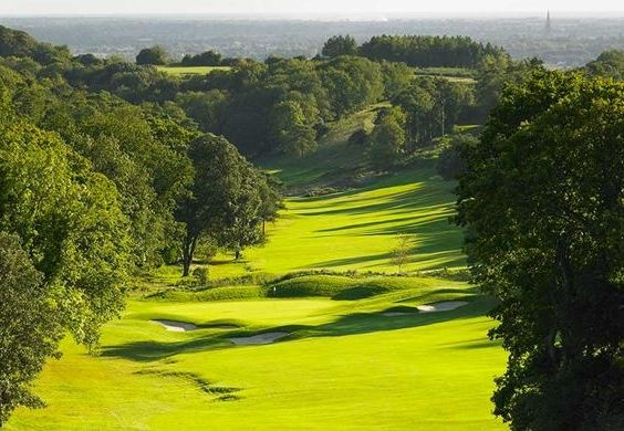 Golf breaks at Golf At Goodwood, England. GRD Rating: 8.7