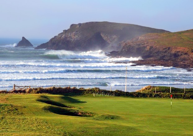 Trevose Golf & Country Club, England. GRD Rating: 8.8