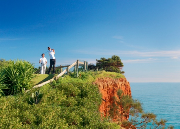Golf breaks at Sheraton Algarve, Portugal. GRD Rating: 8.6