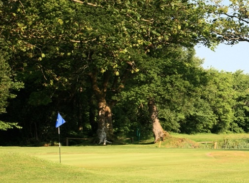 Golf breaks at St Mary's Hotel, Golf And Country Club, Wales. GRD Rating: 8.2