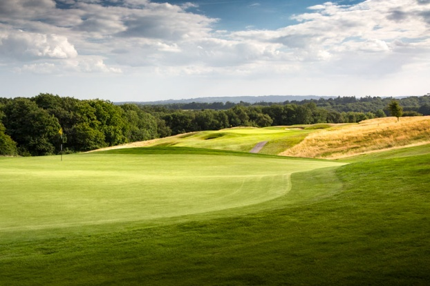 Golf breaks at Dale Hill Hotel & Golf Club, England. GRD Rating: 8.4