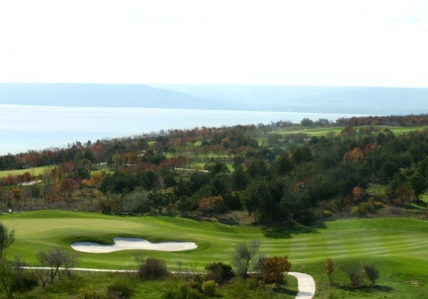 Golf breaks at Lighthouse Golf And Spa Resort, Bulgaria. GRD Rating: 8.6