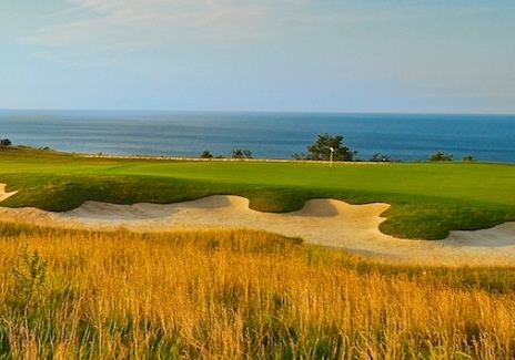Golf breaks at Black Sea Rama, Bulgaria. GRD Rating: 8.6