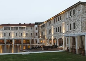 Golf breaks at Terme Di Saturnia Spa And Golf Resort, Italy. GRD Rating: 8.6