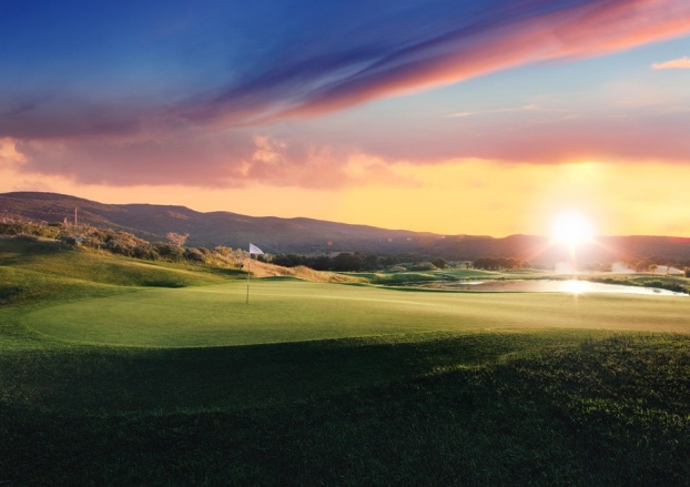 Golf breaks at Argentario Resort Golf & Spa, Italy. GRD Rating: 8.6