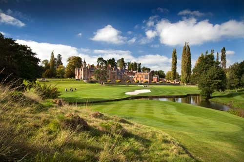 Golf breaks at Rolls Of Monmouth, Wales. GRD Rating: 8.4
