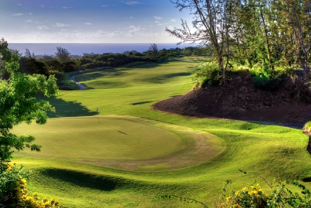 Golf breaks at Royal Westmoreland, Barbados. GRD Rating: 8.7