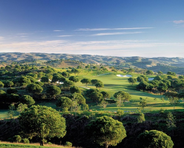 Monte Rei Golf & Country Club, Portugal. GRD Rating: 8.7