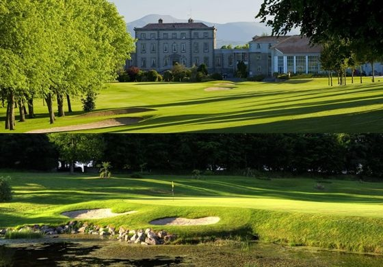 Golf breaks at Dundrum House Hotel, Golf & Leisure Resort, Ireland. GRD Rating: 8.5
