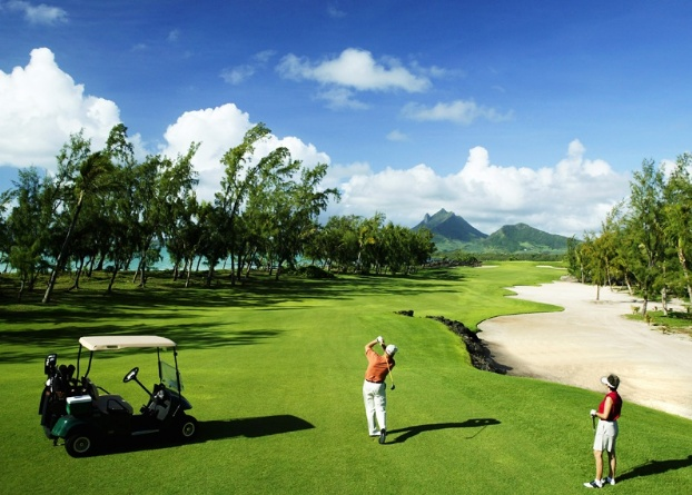 Golf breaks at Le Touessrok Mauritius, Mauritius. GRD Rating: 8.7