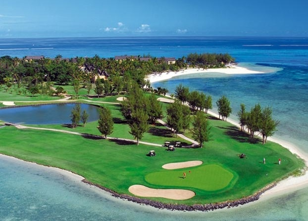 Paradis Hotel & Golf Club, Mauritius. GRD Rating: 8.8