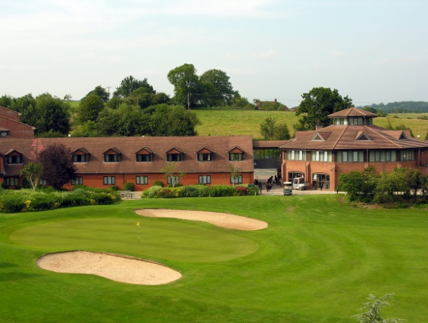 Golf breaks at The Abbey Hotel Golf And Spa, England. GRD Rating: 8.6
