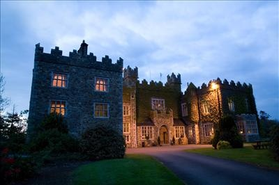 Golf breaks at Waterford Castle Golf Club, Ireland. GRD Rating: 8.5