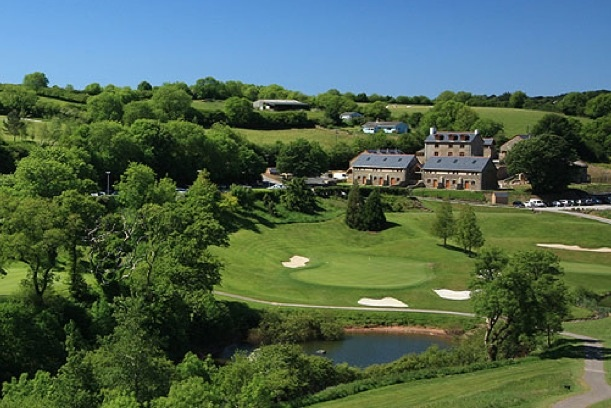 Dartmouth Golf & Country Club, England. GRD Rating: 8.5