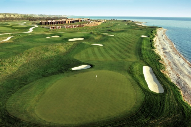 Golf breaks at Verdura Golf & Spa Resort, Italy. GRD Rating: 8.8
