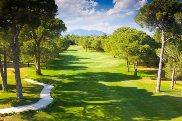 Golf breaks at Gloria Serenity Resort, Turkey. GRD Rating: 8.4