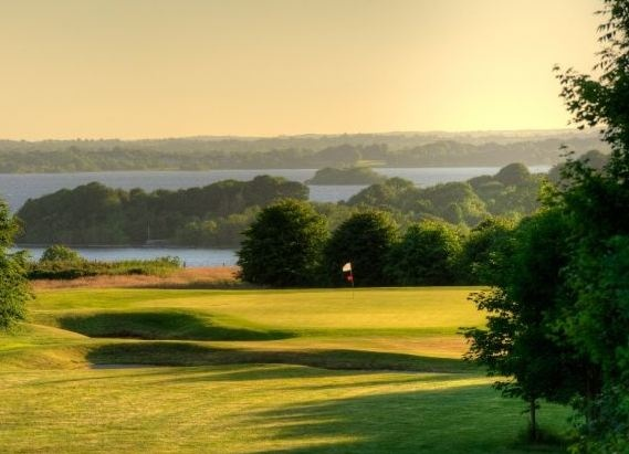 Golf breaks at Glasson Hotel & Country Club, Ireland. GRD Rating: 8.5