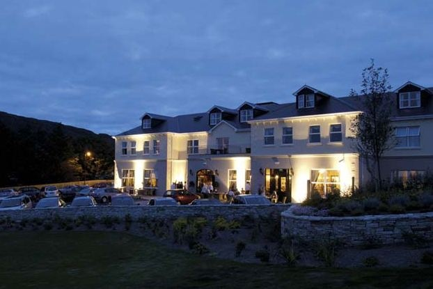 Golf breaks at Ballyliffin Lodge Hotel, Ireland. GRD Rating: 8.7