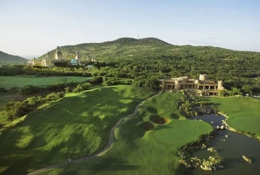 Golf breaks at The Palace Of The Lost City, South Africa. GRD Rating: 8.8