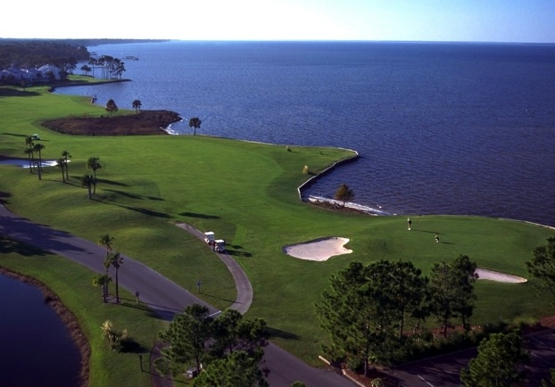Golf breaks at Sandestin Golf & Beach Resort, United States. GRD Rating: 8.7