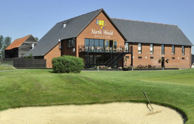 North Weald Golf Club, England. GRD Rating: 8.4