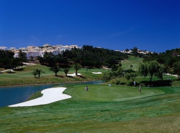 Golf breaks at Parque Da Floresta Golf & Leisure Resort, Portugal. GRD Rating: 8.4