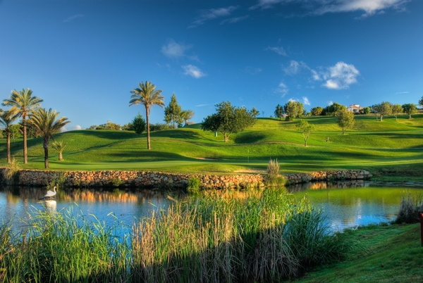 Pestana Golf Resort, Portugal. GRD Rating: 8.7