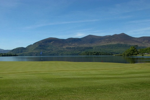 Golf breaks at Killarney Park Hotel, Ireland. GRD Rating: 8.6