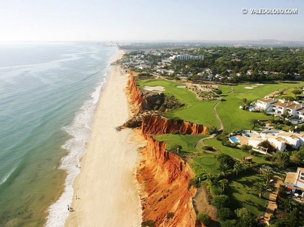 Vale Do Lobo Golf & Beach Resort, Portugal. GRD Rating: 8.7