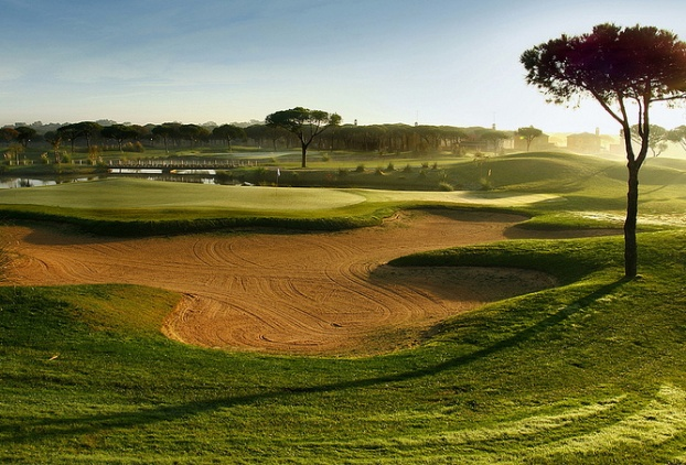 Sancti Petri Hills Golf, Spain. GRD Rating: 8.5