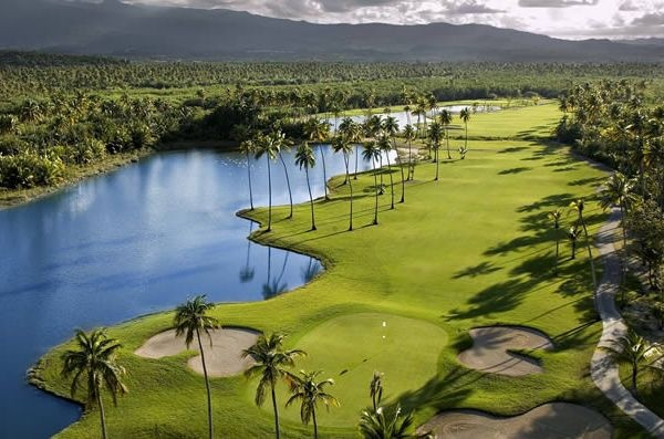 Golf breaks at Gran Melia Golf Resort Puerto Rico, Puerto Rico. GRD Rating: 8.6