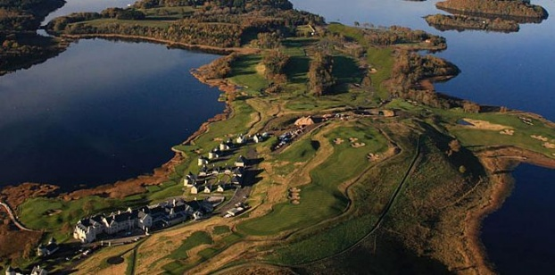 Lough Erne Golf Resort, Northern Ireland. GRD Rating: 8.8