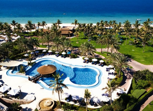 Jebel Ali Golf Resort, United Arab Emirates. GRD Rating: 8.8