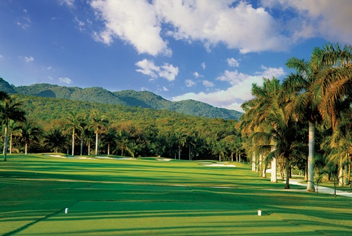 Golf breaks at Half Moon Resort, Jamaica. GRD Rating: 8.4