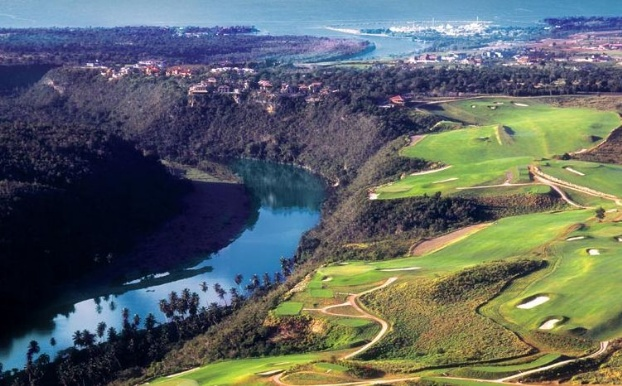 Golf breaks at Casa De Campo, Dominican Republic. GRD Rating: 8.7