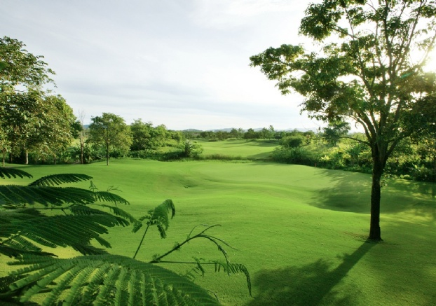 Golf breaks at Kirimaya Golf Resort & Spa, Thailand. GRD Rating: 8.6